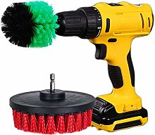 "OxoxO Drill Brush - 3"" 5"" Medium Stiff"