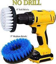 OxoxO Drill Brush - Soft Medium Power Drill