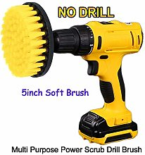 OxoxO Orange 5 inch Diameter Power Drill