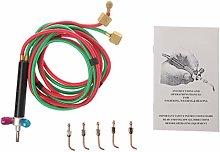 Oxygen & Acetylene Welding Metal Kit, Mini Torch