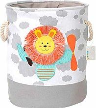 OYHOMO Foldable Laundry Basket Clothes Hamper