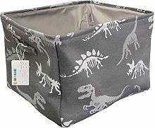 OYHOMO Storage Basket Rectangle Foldable Fabric