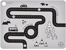 OYOY - Adventure Placemat - Grey