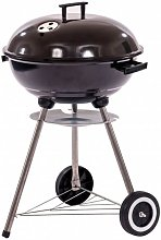 Oypla 18 Inch 46cm Charcoal Kettle Barbecue