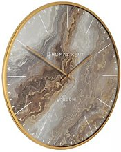 Oyster Wall Clock Thomas Kent