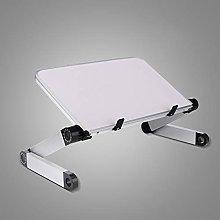 OYZK Aluminum Alloy Laptop Portable Foldable
