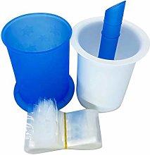 OZhenXiangZh DIY Ice Maker Reusable Easy Release