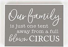 P. Graham Dunn Our Family Tent Full Blown Circus