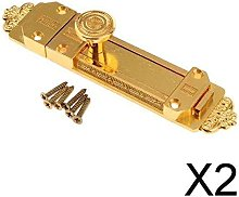 P Prettyia 2X Door Window Lock Door Lock Classic