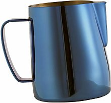 P Prettyia Stainless Steel Milk Frothing Pitcher