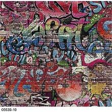 P&S Graffiti Street art Children Kids Teenager Tag