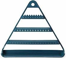 PABESAM Triangle Jewellery Storage Rack Jewellery