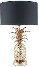Pacific Lifestyle Costa Rica Pineapple Table Lamp