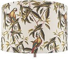 Pacific Lifestyle Jenny Worrall Parrot Linen Shade