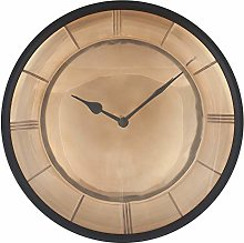 Pacific Lifestyle Metal Round Wall Clock, MATT