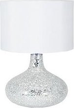 Pacific Lifestyle Mosaic Mirror Table Lamp