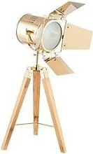 Pacific Lifestyle Tripod Table Lamp