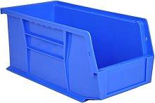 Pack of 20 x Rhino Tuff Bin30 Blue Plastic Storage