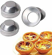 Pack of 25 Mini Pie Muffin Cupcake Pans Egg Tart