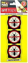 Pack Of 3 Ant Traps Easy Clean Disposal Poison