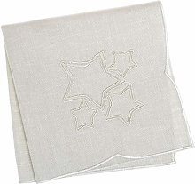 Pack Of 4 Square Fabric Table Napkins Material