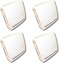 Pack of 4 x Envirovent ECOdMEVT Continuously