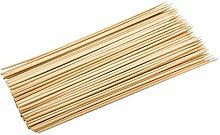Pack of 400 x 15cm Wooden Bamboo Skewers Sticks
