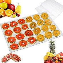 通用 Pack of 6 Fruit Dryer Mesh, Dehydrator