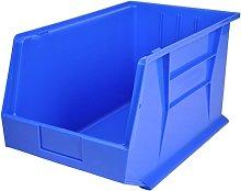 Pack of 6 x Rhino Tuff Bin50 Plastic Storage Parts