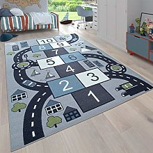 Paco Home Children's carpet, Play carpet for