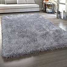 Paco Home Deep-Pile Rug, Shaggy With Shimmer