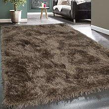 Paco home shaggy, deep pile rug, modern, soft yarn