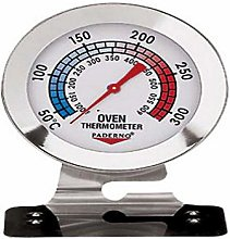 Paderno 19709-00 Oven Thermometer, Stainless Steel