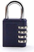 Padlock Door Lock Combination Padlock for Gym