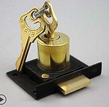 Padlock Door Lock with Keys Cams Lock Door Cabinet