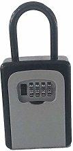 Padlocks, 4 Digit Combination Lock Key Safe