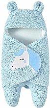 Paelf Baby girl unicorn sleeping bag,