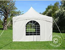 Pagoda Marquee Party tent Pavilion PartyZone 3x3