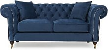 Pai 2 Seater Chesterfield Sofa Rosalind Wheeler