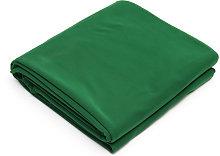 Painted billiard tablecloth Green billiard felt