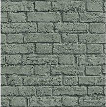 Painted Brick 0.065m x 52cm Semi-Gloss Wallpaper