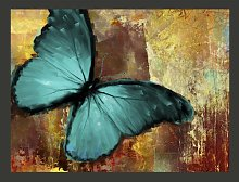Painted Butterfly 231cm x 300cm Wallpaper East