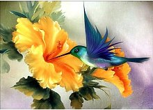 Painting by Numbers, 5D DIY Diamond Painting