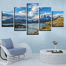 Painting Valley Wall Painting Spray Painting Oil