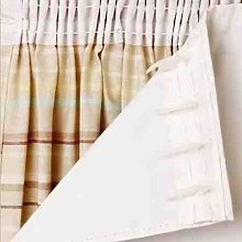 Pair of Thermal Insulated 3 Pass Blackout Curtain