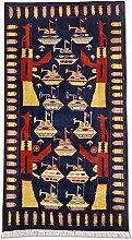 Pak Persian Rugs Handmade War Rug Rug, Wool, Deep