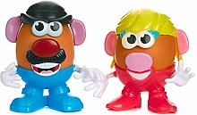 Paladone Mister and Mrs Potato Head Cup Set for