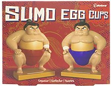Paladone PP6334 Sumo Wrestlers Egg Cups