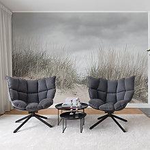 Pale Seashore Mural Wallpaper (SqM)