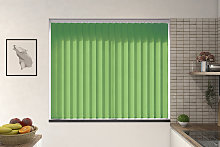 Palermo Fern Green Vertical Blind